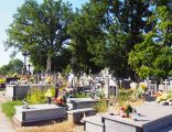 2015-08-04 Bogoria 154a Cmentarz parafialny