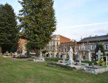 Cmentarz przy kościele św. Jana Chrzciciela
