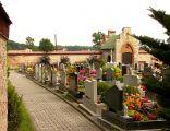 Cmentarz przy kościele św. Jana