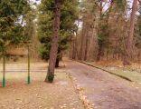 Dawny cmentarz w Międzyrzeczu-Obrzycach
