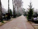 Cmentarz w Rembertowie 01