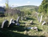 Cmentarz żydowski w Milówce