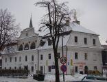 Wałbrzych, Dom pod lwami (styczeń 2010)