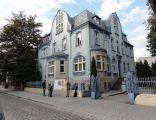 Dom, ul. Wrocławska 7, Żary, siedziba Zarskiego Domu Kultury