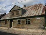 Sierpc, ul. Benedyktyńska 4, dom drewniany; 01 Kot