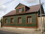 Sierpc, ul. Benedyktyńska 6, dom drewniany; Kot
