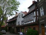 Gdańsk Stare Miasto - ulica Brygidki