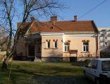 Krosno, ul Wojska Polskiego 4. Dom z 1900 r. A-127 z 05.11.1988