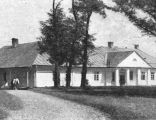 Dwór w Łososinie Górnej-sprzed 1950
