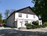 Arboretum (Bolestraszyce) - manor house (back)