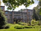 Dabrowica Chrostowa manor house Poland