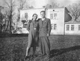 Szebnie 1938 - Helena Gorayska i St Dubiel