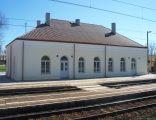 Dworzec kolejowy Czyżew