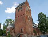 Dzwonnica gotyckiego koscioła farnego w Przasnyszu XV-XVI w. 03