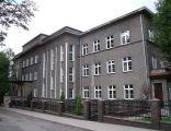 Łaziska Górne. Budynek szkoły (obecnie Gimnazjum Nr 3)