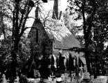 Kaplica cmentarna na cmentarzu Mater Dolorosa