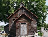 Kaplica cmentarna w Iłowie