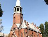 Kaplica cmentarna parafii św. Jadwigi