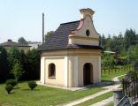 Kapliczka w Jastrzębiu-Szeroka ul.Powstańców Śląskich