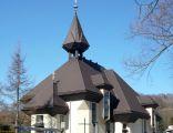 Kościół Najświętszego Serca Pana Jezusa w Krynicy-Zdroju