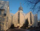 Church st. zegrze poznan