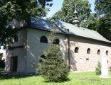Nowy Sącz - kościół na Starym Cmentarzu