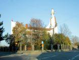 Szulborze Wielkie gm. Szulborze Wielkie - Kościół NMP Królowej Polski