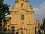 Kościół kapucynów, Krosno