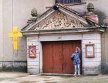 Lobzenica, church, 26.3.1994roku