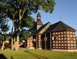 Czarne, kościół po remoncie