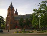 Kosciół Wniebowzięcia NMP w Ostrowii Mazowieckiej - panoramio