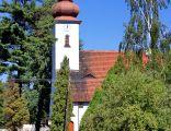2012 Gołkowice, Kościół Ewangelicko-Augsburski (01)