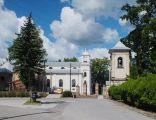 Kościół par pw św Andrzeja Apostoła lata 1758 1852 1912-1921 Suchedniów ul Kościelna 11 ------- 18