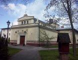 Łaźniew, kościół Św. Antoniego Padewskiego