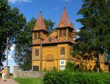 Kościół par. św. Bartłomieja, drewn., poł. XVIII, XIX oraz dzwonnica, drewn Paprotnia 03 JoannaPyka