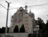 Kościół pw. św. Bartłomieja Apostoła w Dębowcu - remont (2)