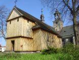 Annopol, kościół drewniany