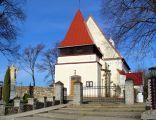 Kościół św. Urszuli w Gwizdanowie
