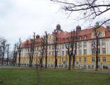 Budynek I Liceum i Gimnazjum nr 1 w Międzyrzeczu