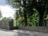 Świebodzin, mury miejskie (ul. Okrężna)