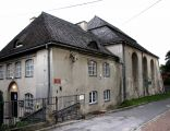 Synagoga w Łęcznej,woj.lubelskie,pow łęczyński.