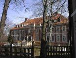 Czarny Bór pałac von Portatiusów 1998