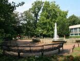 Chorzów - Park Hutników - Fontanna 01