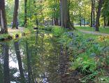 Park Zamkowy w Żywcu