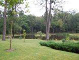 Park przy Pałacu Dębowym