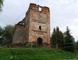 A 279 60 z 7.03.1960 Ruiny kościoła p. w. św. Jadwigi Ziemięcice Zbrosławice (2)
