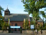 Kościół Wniebowzięcia Najświętszej Maryi Panny w Trąbkach Wielkich