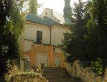 Zielenice - kościół 2