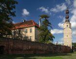 SM Bierutów zamek - wieża (4) ID 596288