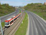Gdańsk Trasa W-Z na granicy Chełmu i Siedlec